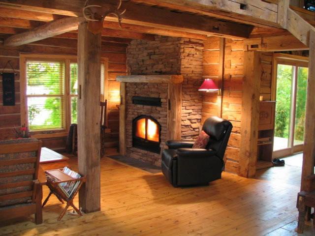 Walker Mn Artisan Restoration Llc Log Home