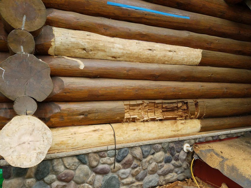log repair