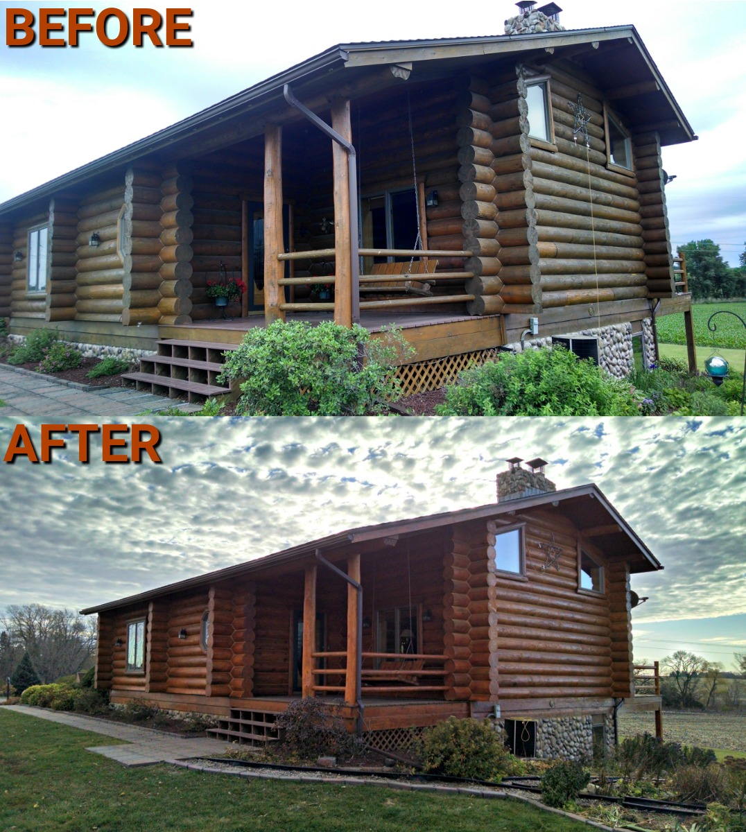 Restoration Artisan Restoration Llc Log Home Maintenance